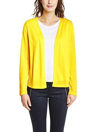 te Strickjacke, Gelb (Sunshine Yellow), (Herstellergröße:38) ()