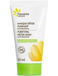 Fleurance Nature Masque Détox Purifiant à la Bardane Cosmétique Bio 50 ml