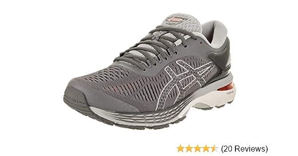 ASICS Women s Gel-Kayano 25 Running Shoes  Amazon.co.uk  Shoes   Bags e0845fafb