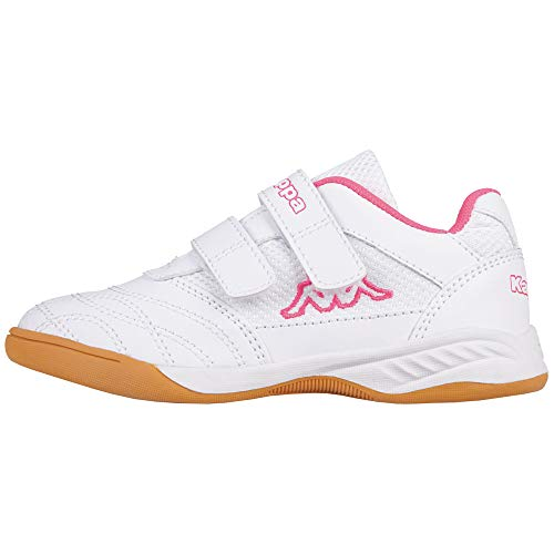 ff Low-Top, Weiß (White/L´pink 1027), 32 EU ()