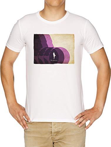 Das Jesus Herren T-Shirt Weiß