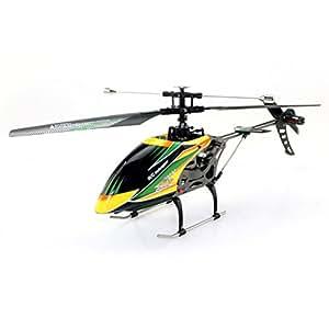 GoolRC WLtoys V912 Hélicoptère à rotor simple, 4 canaux, 2,4 GHz avec gyroscope