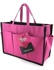 Periea - Organiseur de sac à main, 11 Compartiments - Kristine (3 Couleurs/Grande)