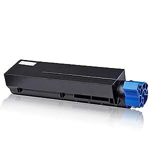 Cartouche de toner compatible pour oKI eS4131 eS4131DN eS4131N eS4161MFP eS4191MFP il 4131 il 4161MFP-bK noir k