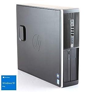 ordenadores de sobremesa: Hp Elite 8300 - Ordenador de sobremesa (Intel Core i5-3470, 8GB de RAM, Disco HD...
