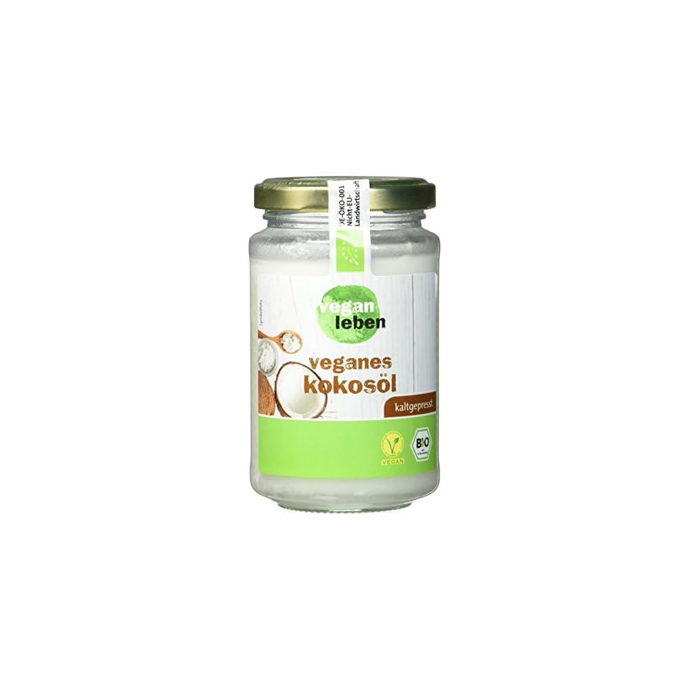 Vegan Leben Veganes Bio Kokosl 200 Ml