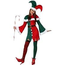 Atosa - Disfraz de bufón para mujer 0405e4c17b4