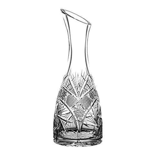 Crystaljulia 5640 Weinkaraffe, Bleikristall, klar