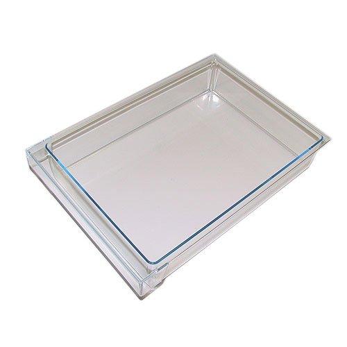 Bosch Siemens 447513 00447513 ORIGINAL Schublade Gemüsefach Kühlfach Kühlschublade Gemüseschublade Behälter Schale Fach 213x57x300mm Kühlschrank auch für Blaupunkt Constructa Neff Solitaire Viva