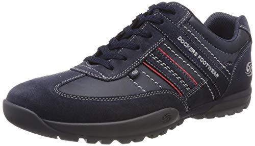 Dockers by Gerli Herren 36HT001 Sneaker, Blau (Navy 660), 42 EU
