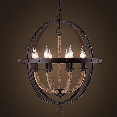 Fx@ MAX 60W Cosecha Mini Estilo Pintura Metal Lámparas Colgantes Sala de estar / Habitación de estudio/Oficina / Habitación de Juego / Garaje ,