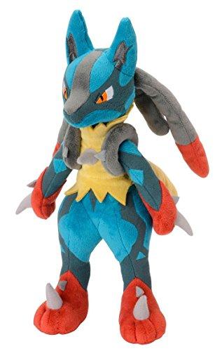 Pokemon Mega Lucario 10 Plush (Mega-pokemon Plüschtiere)