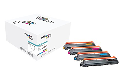 Preisvergleich Produktbild Freecolor TN230-4-FRC TN-230BK/C/M/Y 4 PACK Toner