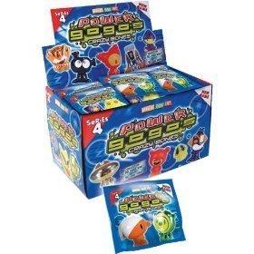 Crazy Bones Power Series 4 Foil Pack by magic box (Crazy 4 Bones-serie)