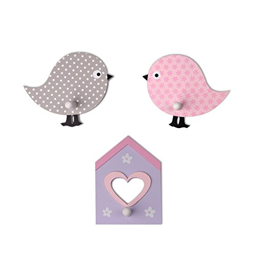 hoddmimis-home-living-decorative-wall-hook-for-kids-birds-graphicsset-of-3
