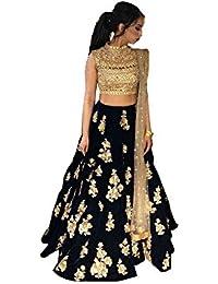 Amit Fashions indio Lehenga Choli