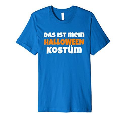 (Das ist mein Halloween-Kostüm T-Shirt)