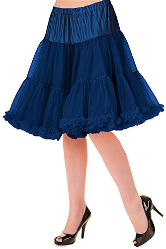 Banned Petticoat WALKABOUT 234 navy Navy
