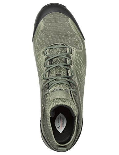 VAUDE Men's TRK Skarvan STX, Chaussures de Randonnée Basses Homme Vert (Cedar Wood)