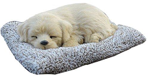 Netter Imitation Hund, Auto Dekoration Zubehör, Kinder-Haustier Spielzeug
