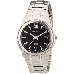 Seiko Men's Solar Watch SNE087P1
