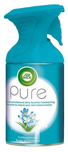 Air Wick Premium-Duftspray PURE Frühlingfrische, 3er Pack (3x250ml)