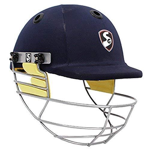 SG blazetech xl cricket helmet, x-large