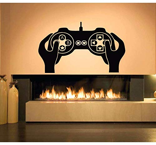 Gute qualität Neue Art Design Wand Vinyl Aufkleber Aufkleber computerspiele Videospiele Tetris x Box Controller playstation57 * 96 cm