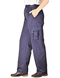 PORTWEST C099 Ladies Combat Work Trousers Navy C099NA-TS