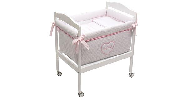 Naf 32097 wiege square design heart 100% baumwolle: amazon.de: baby