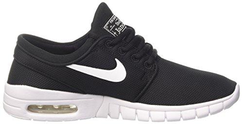 separation shoes 44290 a90ee Gs Stefan Janoski Skateboard Ragazzo Nero Da Scarpe Max Nike 00q4rvdx