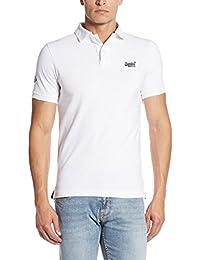 Superdry Men's Classic Pique Short Sleeve Polo Shirt