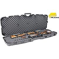 Plano Promax - Funda de transporte para 2 rifles