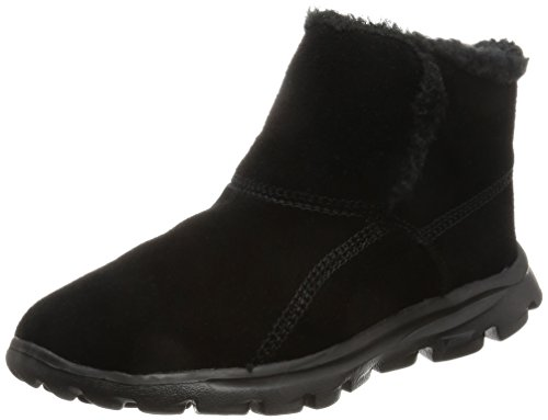 Skechers  on-the-GO Chugga, Bottes à enfiler femme Black - Schwarz (BBK)
