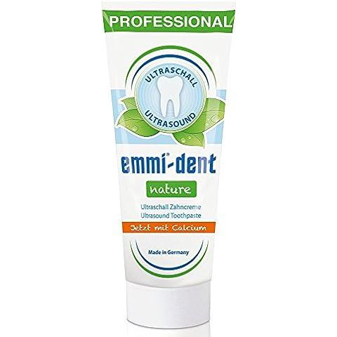 EmmiDent Zahnpasta Nature per Ultraschall 75 ml