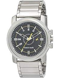 Fastrack Economy Analog Black Dial Men's Watch - NM3039SM02 / NL3039SM02