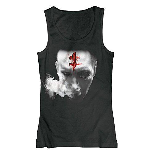 Marilyn Manson - Canotta -  donna nero M