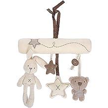 Minetom Bebé Chicos Chicas Kawaii Toys De La Música De La Colgantes Decorativos Móvil Musical De Felpa