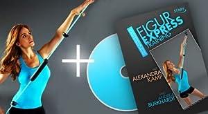 Original Staby Professional Schwingstab in türkis - Alexandra Kamp Edition