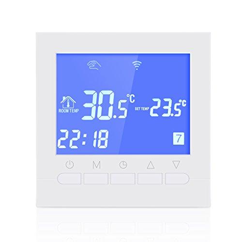 Programmable Thermostat Der Beste Preis Amazon In Savemoney Es