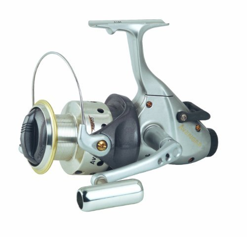 Baitfeeder Spinning Reel (20lb/320yd) by Okuma ()