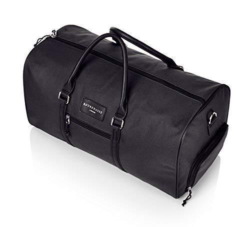 Große Qualität Fitness Tasche Dufflebag Sporttasche Weekend Reisetasche Weekender Carry-on mit separaten Schuhfach für Männer und Frauen -