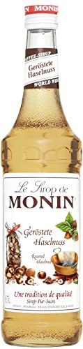 Preisvergleich Produktbild Le Sirop de Monin geröstete Haselnuss Sirup 0, 7l
