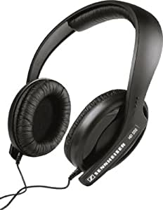 Sennheiser HD 202 Closed Back On-Ear Stereo Headphones