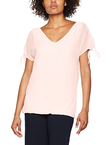ESPRIT Damen Bluse Rosa (Light Pink 690)