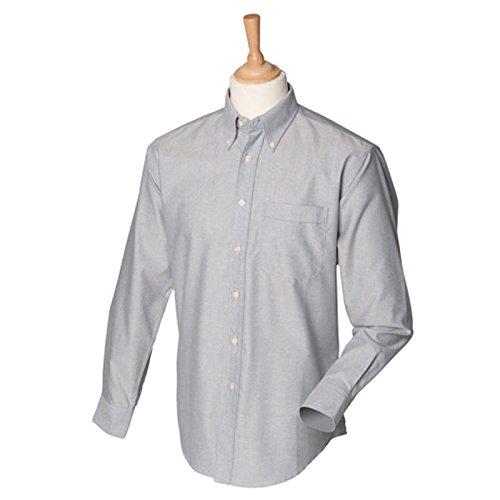 Henbury -  Camicia classiche  - Uomo Light Grey