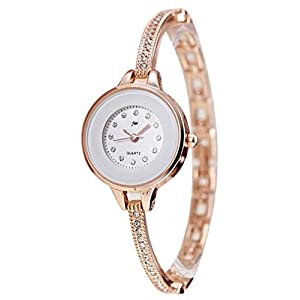 Addic Analogue White Dial Womens Watches-Addicww434