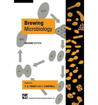 [ [ BREWING MICROBIOLOGY (1996) BY(PRIEST, F G )](AUTHOR)[PAPERBACK]