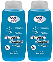 Cool & Cool Magical Comfort Body Wash, 2 x 5