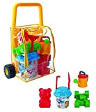 AVC- Trolley Carro Conjunto Playa 56x41cm, (17117)